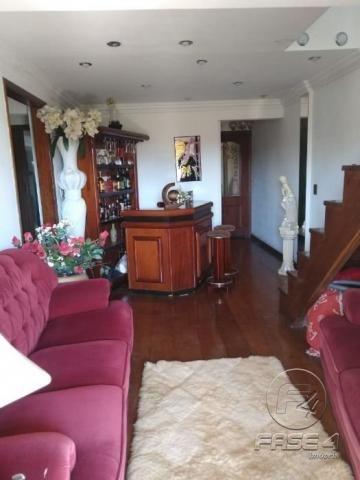 Apartamento à venda com 4 dormitórios em Jardim jalisco, Resende cod:2633 - Foto 3