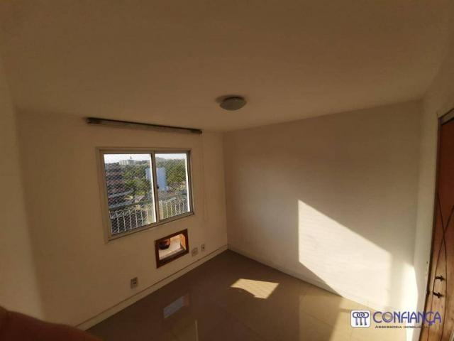 Cobertura com 2 dormitórios para alugar, 147 m² por R$ 2.200,00/mês - Campo Grande - Rio d - Foto 7