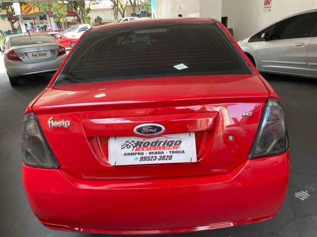 Ford fiesta sedan 1.6 completo 2012 ent Aparti de 5 mil Financia  - Foto 7
