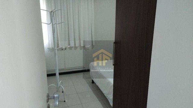Apartamento com 01 Quarto Mobiliado com Vista pro Mar em Boa Viagem, Recife - Foto 19