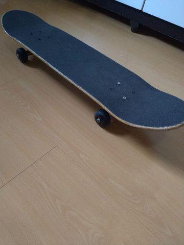Vendo skate montado pouco usado - Foto 5
