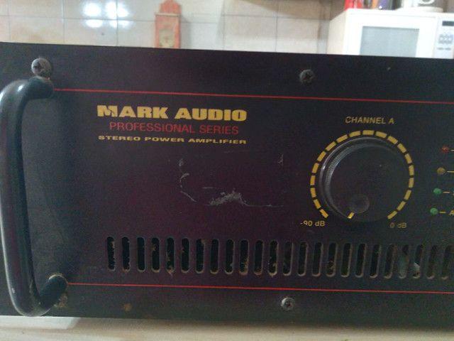 Módulo Mark Áudio MK 4000 Turbo - Foto 3