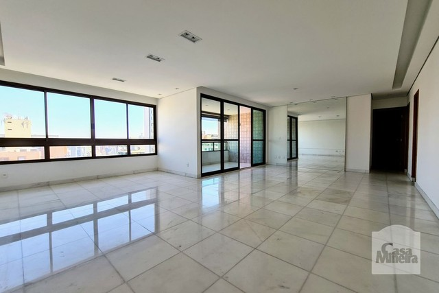 Apartamento à venda com 4 dormitórios em Savassi, Belo horizonte cod:337624