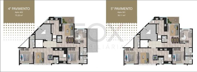 Apartamento à venda com 3 dormitórios em Santo agostinho, Belo horizonte cod:19509 - Foto 8