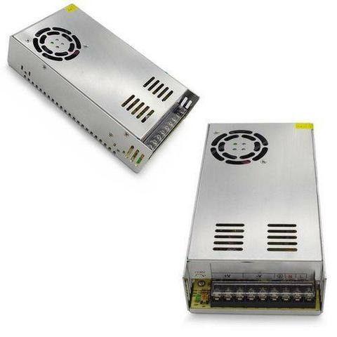 Fonte Chaveada Estabilizada 24v 20a Chave 110v / 220v 500w 24 volts 20 amper (NOVO) - Foto 2