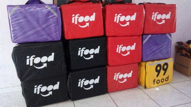 Mochilas de Entregador(Bags)
