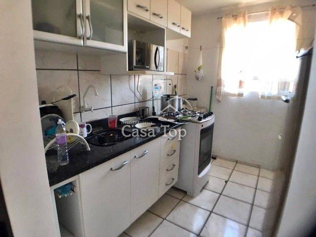 Apartamento à venda com 2 dormitórios em Estrela, Ponta grossa cod:4259 - Foto 5