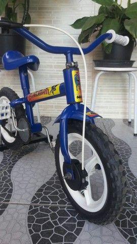 Bicicleta aro 12 impecável - Foto 4