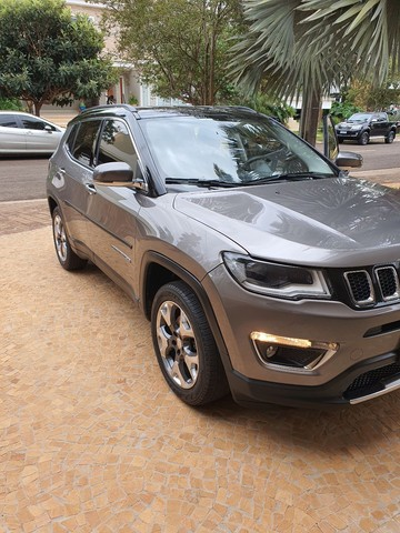 Jeep Compass Limited 17/17 - Foto 5