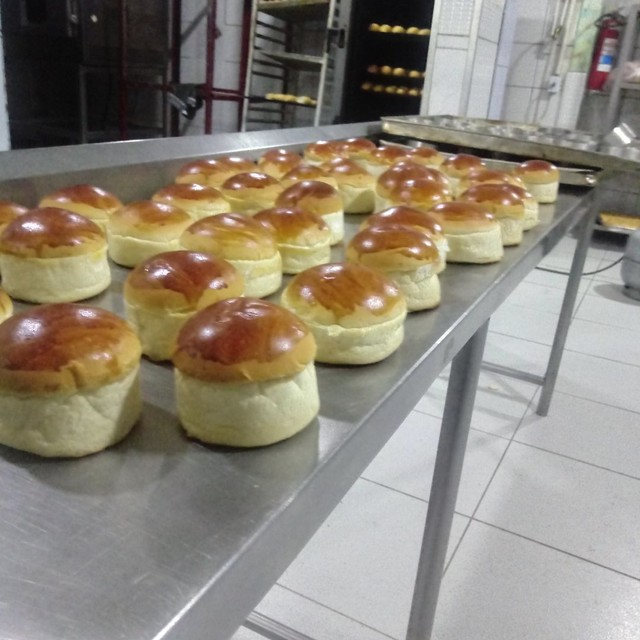 Pão hambúrguer todos tipo de pães  - Foto 6