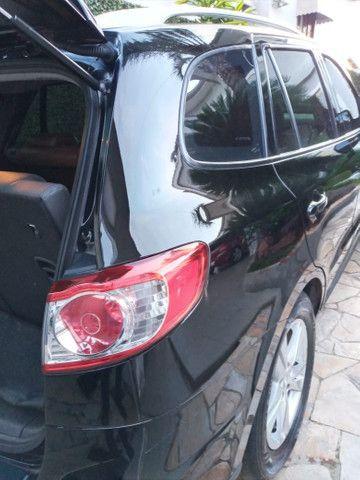 Hyundai Santa Fé BLINDADA - Foto 6