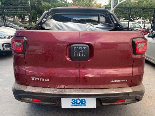 Toro Endurance 1.8 16V Flex Aut 2020-2021 Única dona 5mil km rodados R$ 87.990 - Foto 4