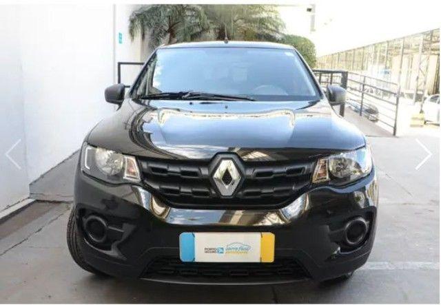 Renault Kwid 1.0 Zen 2020 -Único dono! Garantia de Fabrica!