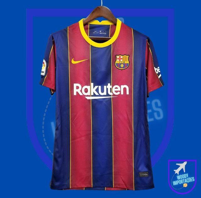 Camisa I Barcelona 2020/2021