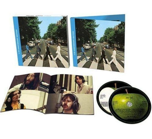 Cd The Beatles- ABBEY ROAD - ANNIVERSARY EDITION (Lacrado)
