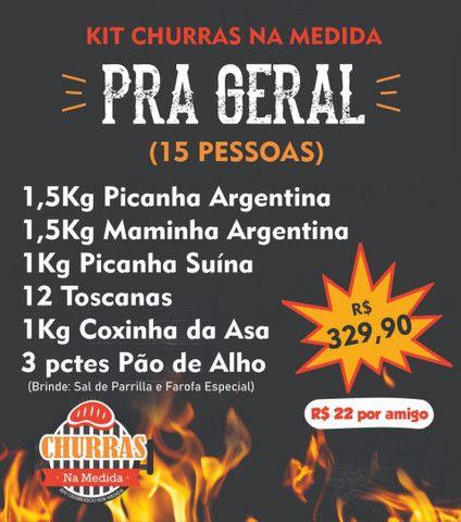 Picanha Argentina - kit para churrasco - Foto 5