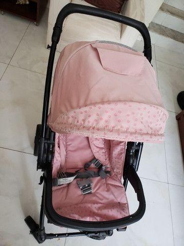 Carrinho de bebê em ótimo estado - Foto 2