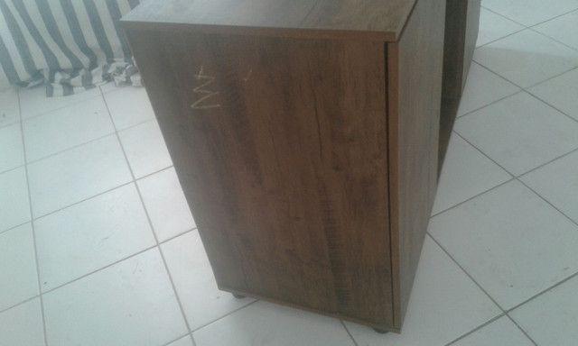 Rack de madeira  - Foto 5