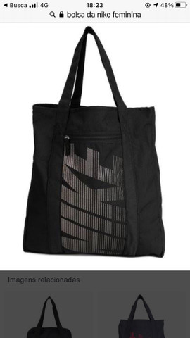 Bolsa Sacola Nike