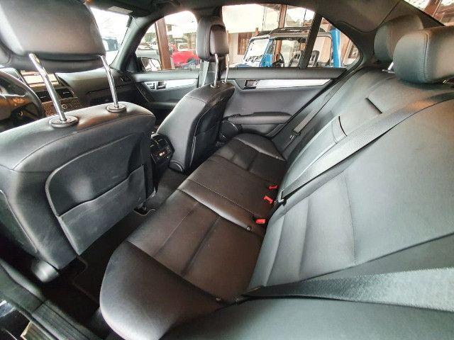 Mercedes Benz C300 Advantgarde (2011) Impecavel e Com Apenas 52.000 Kms - Foto 8