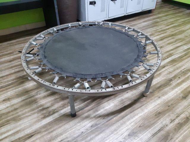 Kit 16 mini-trampolim (jump) usados - Foto 2