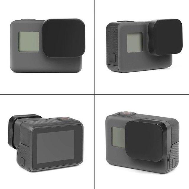 Proteção lente Gopro Hero 7 6 5 - Foto 3