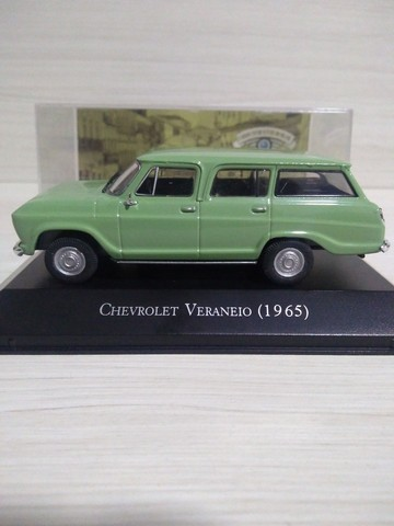 Miniatura Chevrolet Veraneio ( 1965 ) - Foto 2