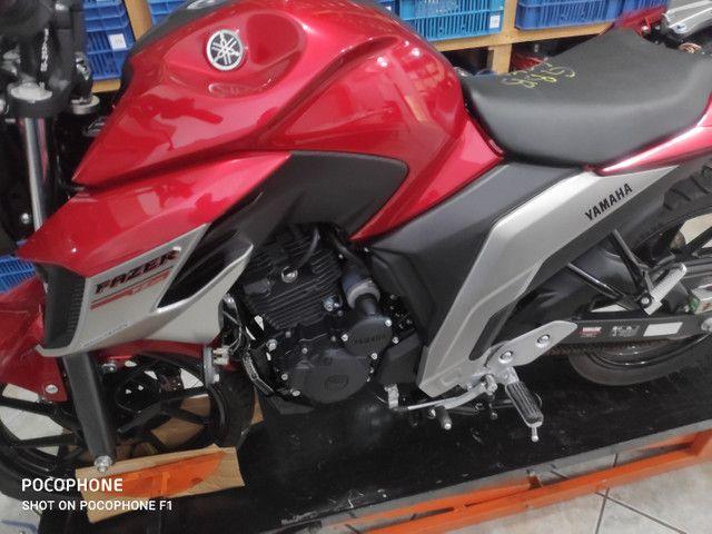Yamaha Fz25 fazer 250 2020 para retirar peças , whatsapp * - Foto 4