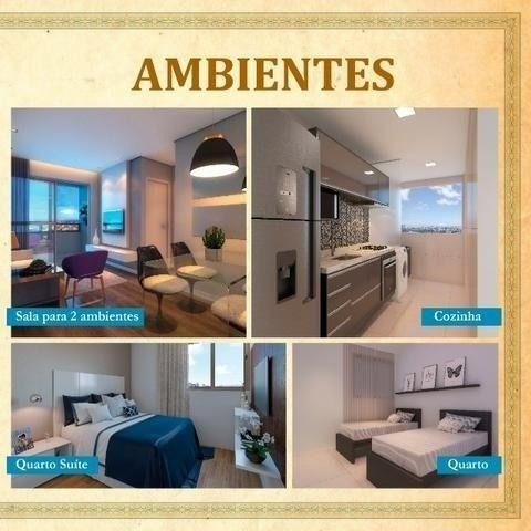 JS- Lindo apartamento na Polidoro/Várzea - 02 quartos, 50m² - Edf. Villa Rica - Foto 4