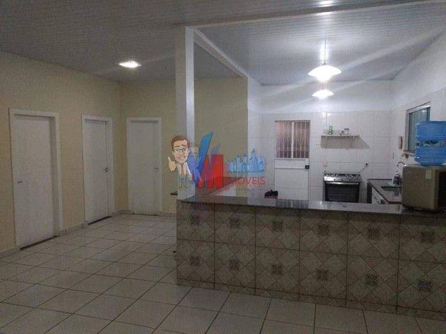 Casa no Conjunto Águas claras a 5 minutos da avenida das torres - Foto 3
