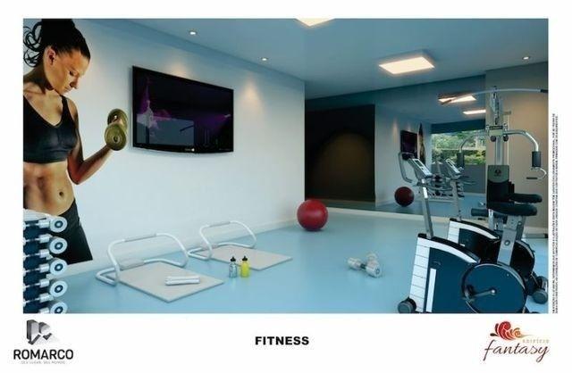 JS- Em construção! Apartamento 2 quartos (Suíte) em Casa amarela 50m² - Fantasy - Foto 9