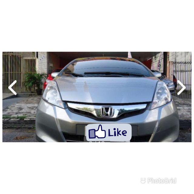 Honda fit 14/14 impecável !!