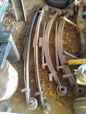 Jogo de Molas Caminhão 3/4 VW/7100 - Foto 2