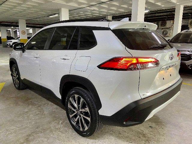 Toyota Corolla Cross Xre 2022 Okm Pronta Entrega - Foto 6