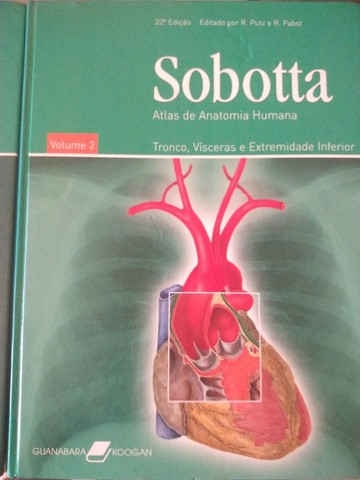 Atlas de Anatomia Humana - Sabotta - Foto 3