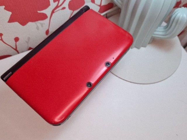 Nintendo 3DS XL + mídia física + 40 mídias digitais