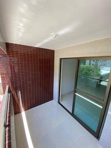 Apartamento no Cuiá com 2 quartos, varanda e vaga de garagem. Pronto para morar!!! - Foto 2