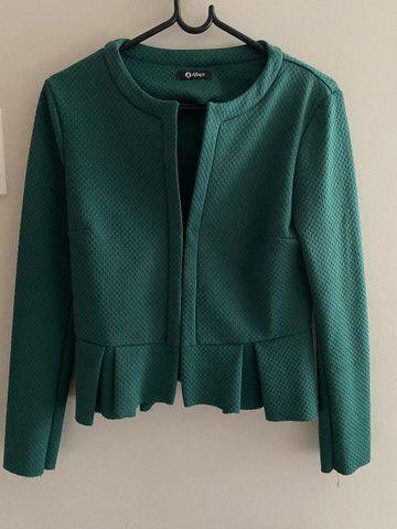 Blazer feminino casaco social R$ 40 cada - Foto 3