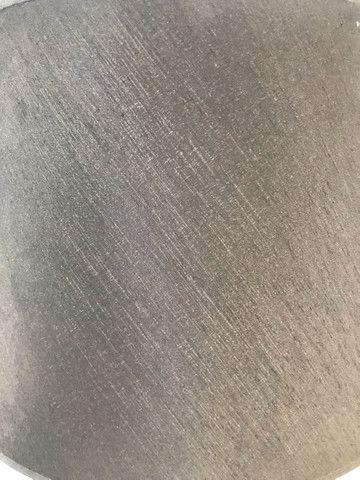Lustre Pendente Preto (Tecido + Vidro) - Foto 4