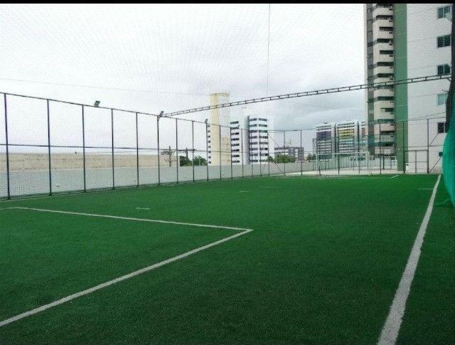 SIM| Apartamento com quartos, sendo 03 suítes, 04 vagas, 160m² a Beira Mar de Olinda - Foto 20