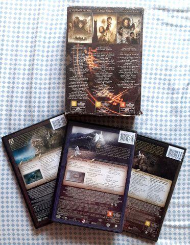Box O Senhor dos Anéis em DVD - Foto 2