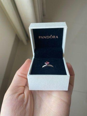 Anel Pandora com caixa