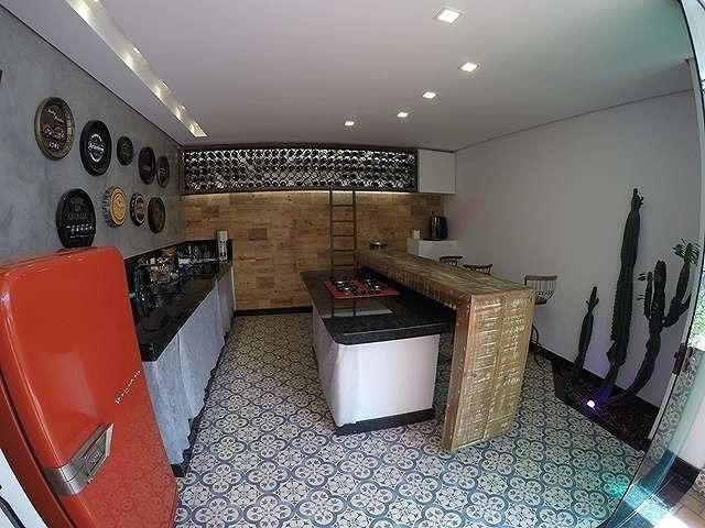 Casa à venda com 3 dormitórios em Trevo, Belo horizonte cod:2092 - Foto 13