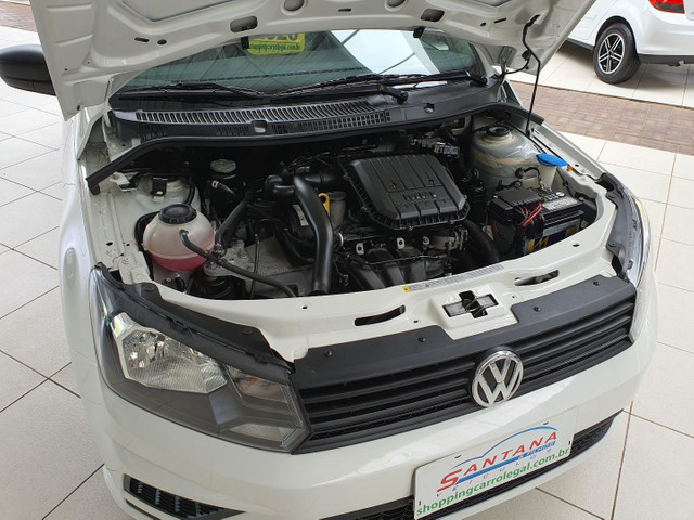 Volkswagen Gol MPI 2020 Único Dono - Foto 10