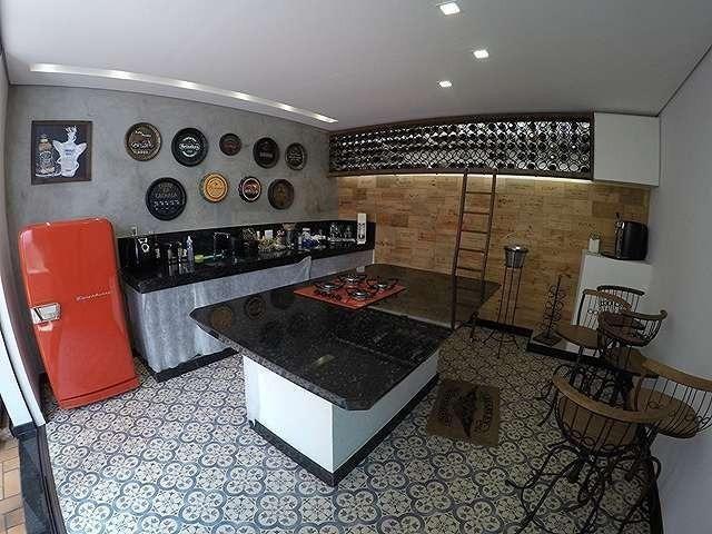 Casa à venda com 3 dormitórios em Trevo, Belo horizonte cod:2092 - Foto 9