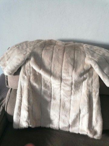 Vendo um lindo casaco coisa fina  - Foto 2