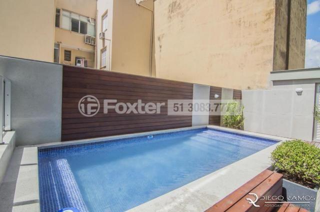 Apartamento à venda com 1 dormitórios em Petrópolis, Porto alegre cod:178347 - Foto 17