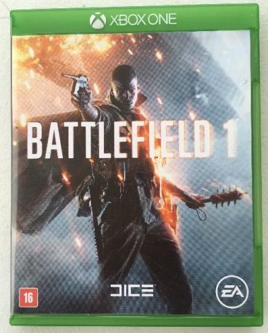 Battlefield 1 Xone midia zerada Xbox One