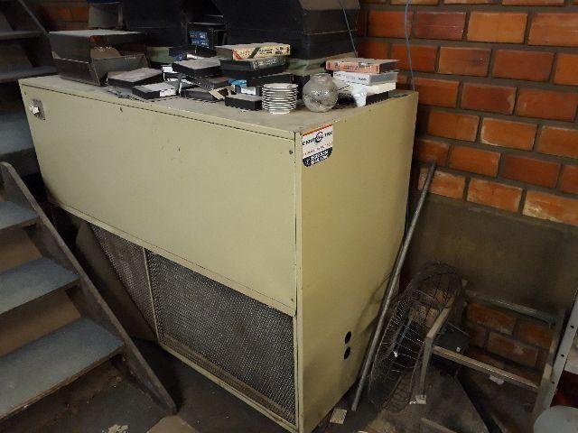 Central de ar condicionado completa