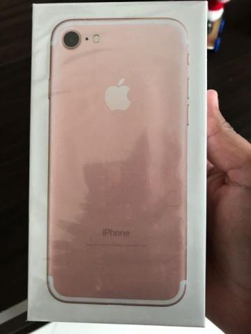 IPhone 7 256GB Rose - Lacrado